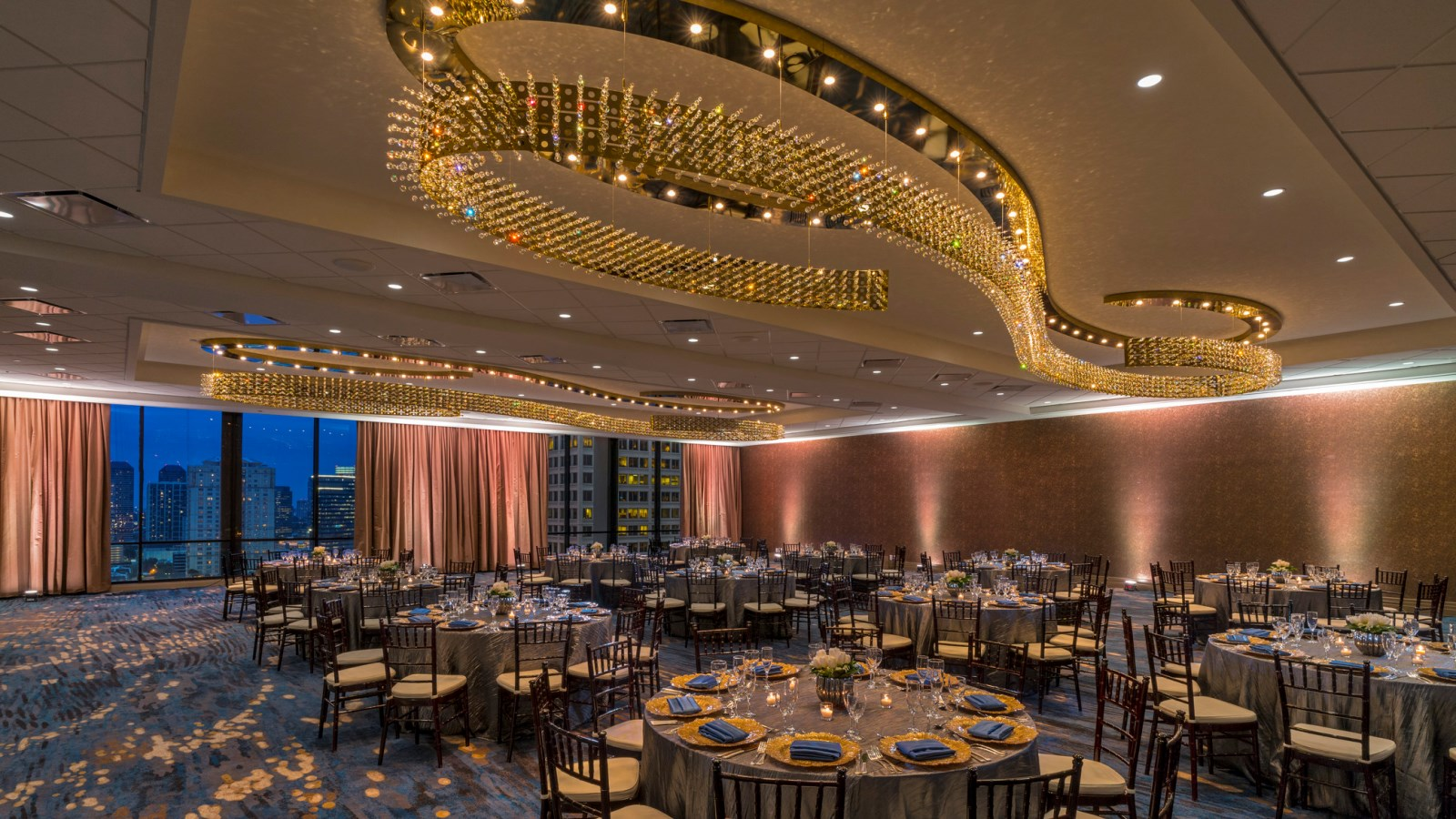 The Westin Galleria Houston - Monarch Ballroom